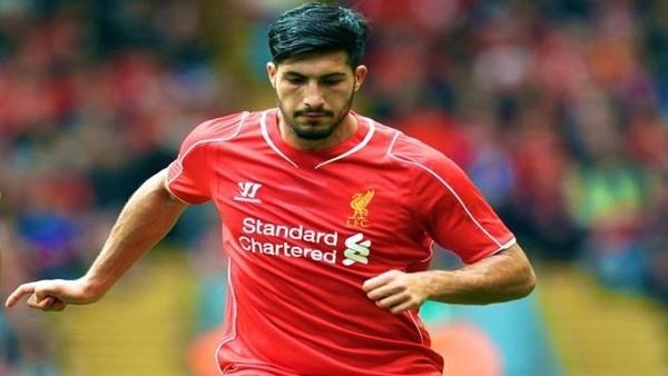 Emre Can Liverpool'un yeni Gerrard'ı olarak görülüyor
