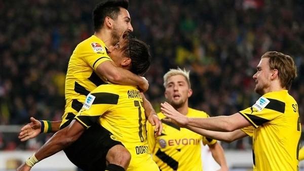 Borussia Dortmund, Stuttgart'ı 3-2 yendi