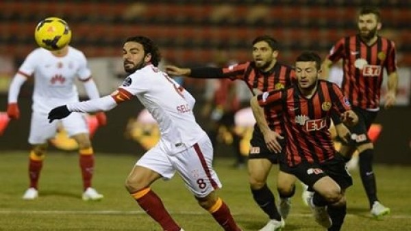 Selçuk İnan 274 gün sonra ligde gol attı