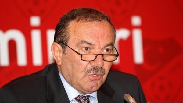 Yusuf Namoğlu: 'Hakemler her yere, her zaman gidecek'
