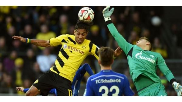Dortmund derbide sonradan açıldı