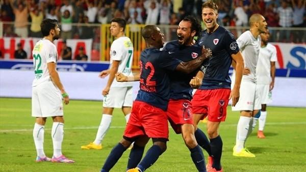 Mersin İdman Yurdu 2015 yılında en çok gol atan takım oldu