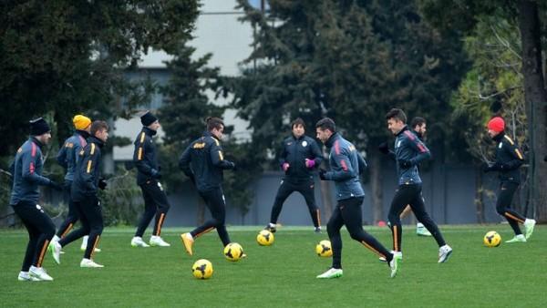 Galatasaray'da Balıkesirspor hazırlıkları start aldı