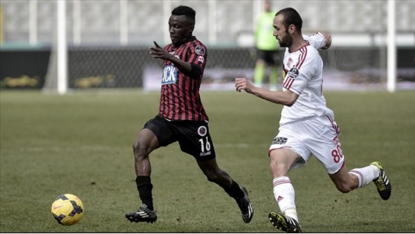Gençlerbirliği 0-0 Sivasspor