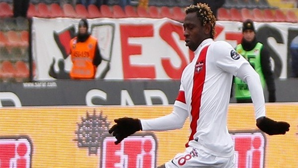 Gaziantepspor, Binya'nın sözleşmesini dondurdu!