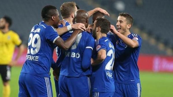Fenerbahçe 5 - 0 Bayburt Grup İl Özel İdare