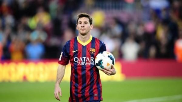2015 yılı en çok Messi'ye yaradı