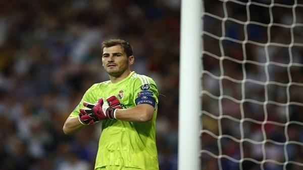 Casillas Avrupa kupalarında en çok maça çıkan 8. oyuncu oldu
