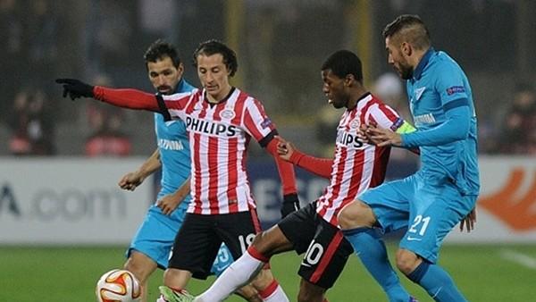 Zenir, PSV Eindhoven'ı 3-0 yendi