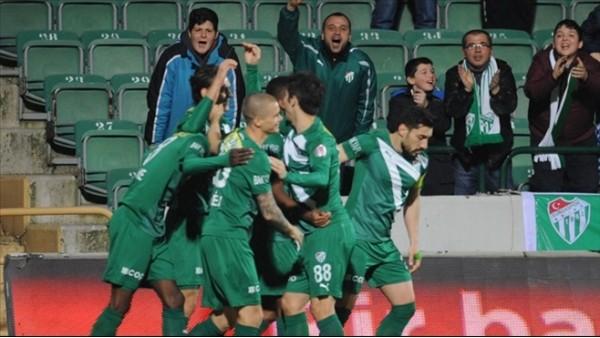 Bursaspor'da yeni hedef Gençlerbirliği