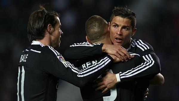 Real Madrid, Elche'yi 2-0 yendi