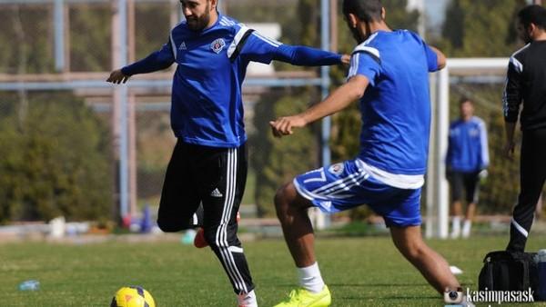 Kasımpaşa, Mersin İdmanyurdu maçına hazır