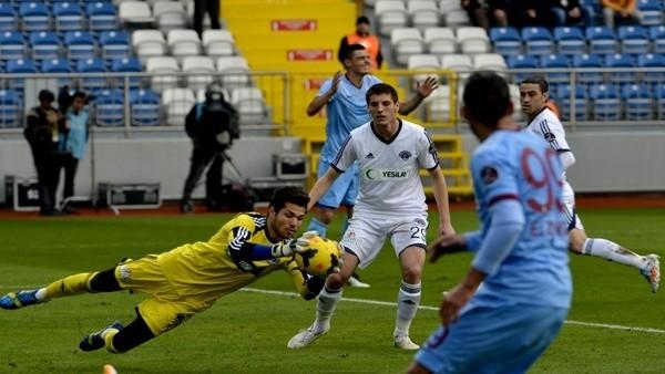 Kasımpaşa ve Trabzonspor birbirleriyle 5 maçtır yenişemiyor!