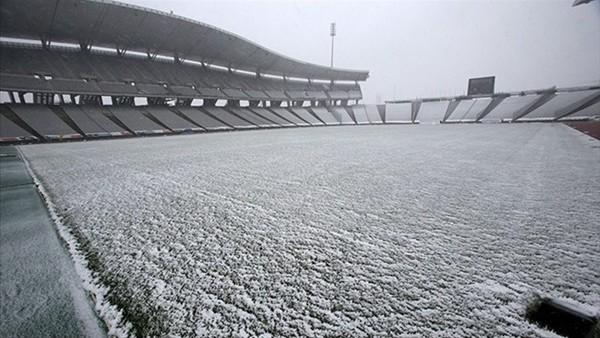 Kar yağışı 3 maçı erteletti!