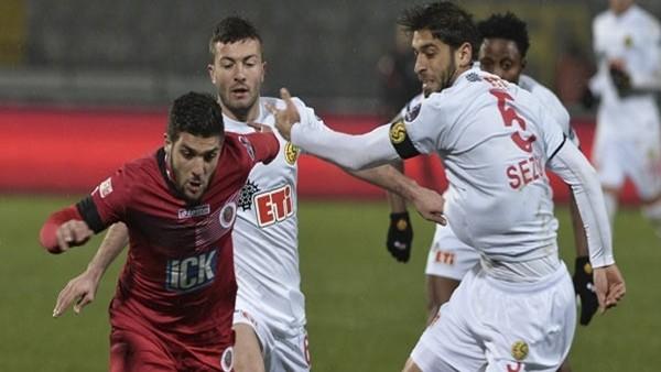 Eskişehir, Gençlerbirliği'ni 2-1 mağlup etti