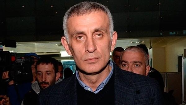 İbrahim Hacıosmanoğlu cezası sebebiyle stada giremedi