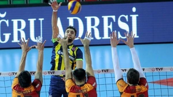 Galatasaray, Fenerbahçe'yi yendi!