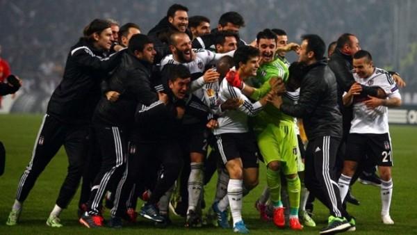 Beşiktaş lige döndü
