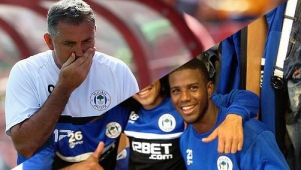 Wiganlı futbolcu Garcia kansere yakalandı