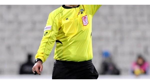 PTT 1. Lig'de 22. haftanın hakemleri açıklandı