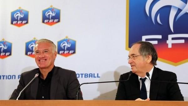Fransa, 2018'e kadar Deschamps'a emanet