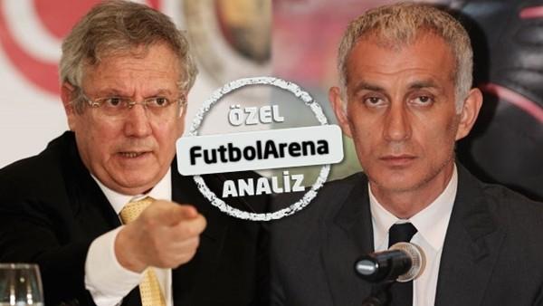 Aziz Yıldırım 1-0İbrahim Hacıosmanoğlu