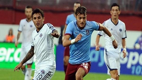 Trabzonspor son 5 maçta Kasımpaşa'yı mağlup edemedi