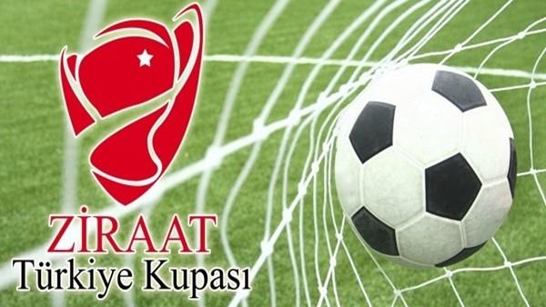 Ziraat Türkiye Kupası'nda 5 eşleşme belli oldu