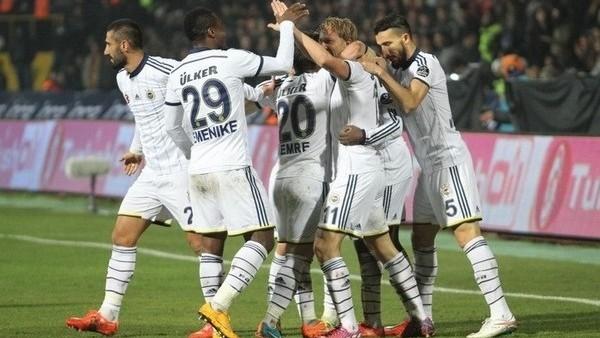 Fenerbahçe son 9 sezonda en iyi 20. hafta performansını yakaladı