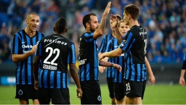 Club Brugge 'dalya' demek için sahaya çıkıyor