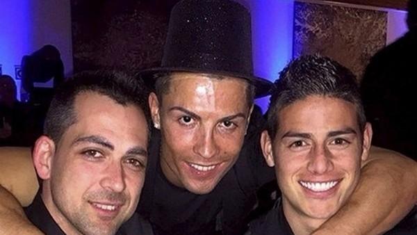 Ronaldo'dan olay doğum günü partisi!