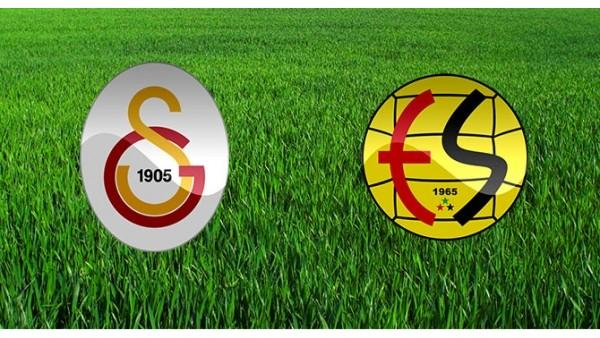 Galatasaray, Eskişehirspor ile 58.randevuda