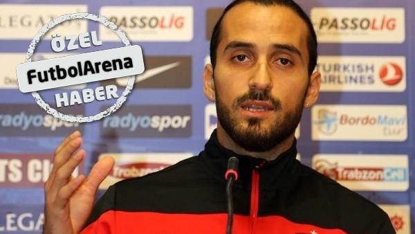 Erkan Zengin: 'İyi ki Trabzonspor'u seçmişim'