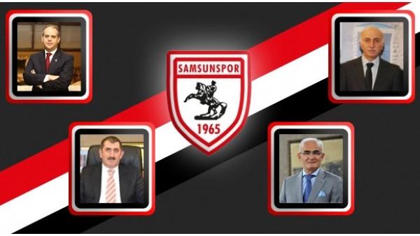 Bakan Akif Çağatay Kılıç, Samsunspor Yönetim Kurulu'nu kabul etti