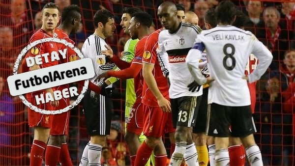 Liverpool'un Beşiktaş'a karşı kazandığı penaltı doğru mu?