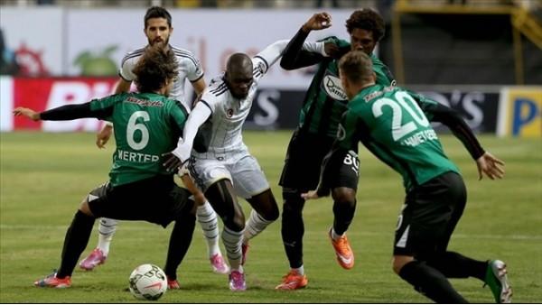 Akhisar, Fenerbahçe'yi son 3 maçta da mağlup etti