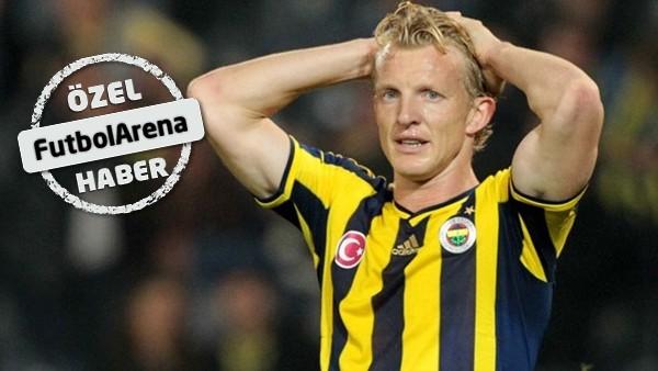 Dirk Kuyt, Fenerbahçe'den ayrılacak mı?