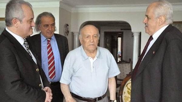Beşiktaş eski Gazi Akınal vefat etti.