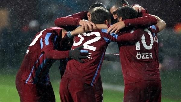 Trabzonspor devlerle yarışıyor