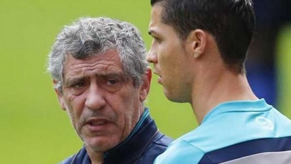 Ronaldo'ya hocası sahip çıktı