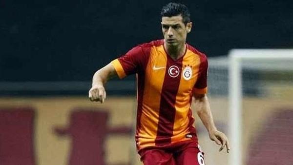 Galatasaray'da Dzemaili siftah yaptı!