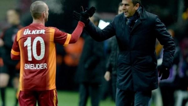 Sneijder: 'Şeytanın bacağını kıracağız'