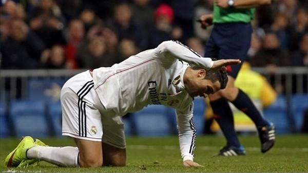 Ronaldo'dan hakeme olay hareket!