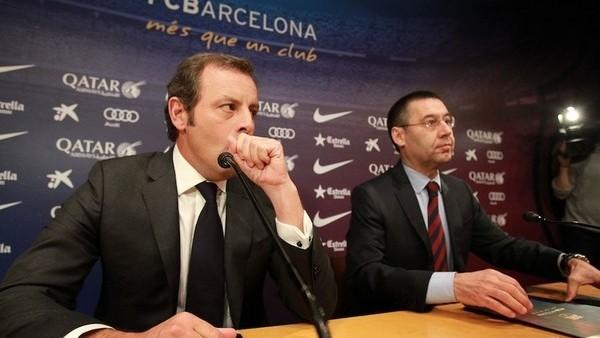 Barcelona kulüp başkanları için hapis cezası!