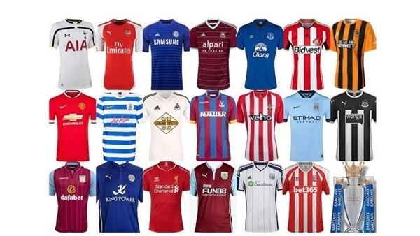 İngiltere'de en çok kimin forması satılıyor?