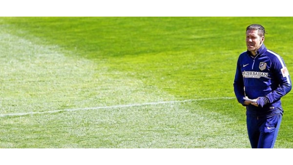 Atletico Madrid'den Simeone'ye yeni teklif