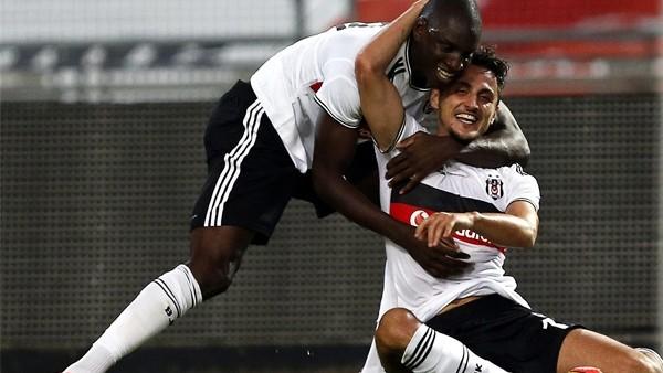 Beşiktaş'ta farklı galibiyetin sırrı!