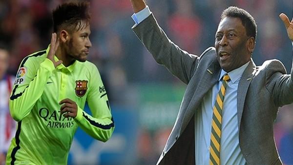 """Pele: """"Beni kimseyle karşılaştıramazsınız"""""""
