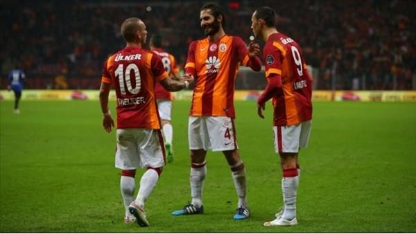 Galatasaray, Kadıköy'e coşkulu gidecek