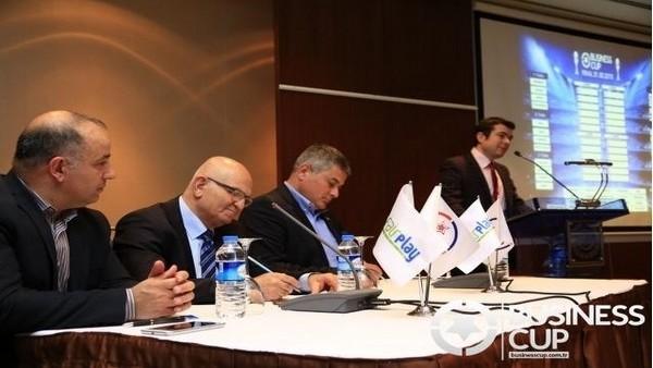 Business Cup Futbol Liginin 2015 Sezonu Başladı!